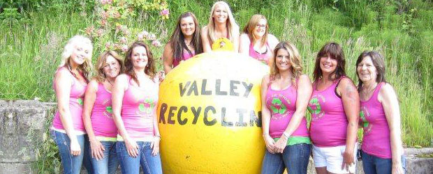 Valley Girl Recycling