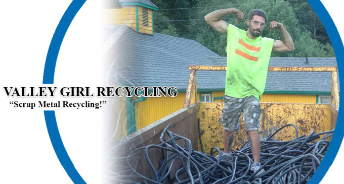 Valley Girl Recycling – Scrap Metal